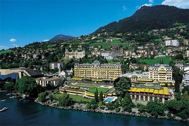 Лечение отдых в Монтрё Веве Швейцария клиника Биотонус