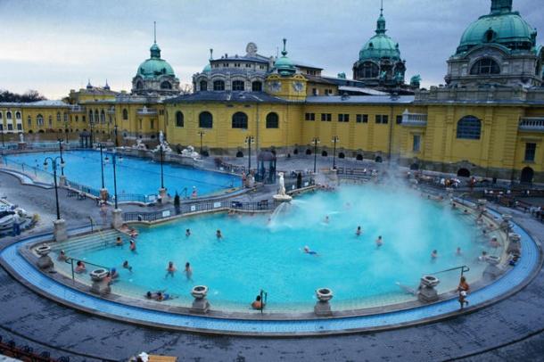 Курорты венгрии лечение суставов