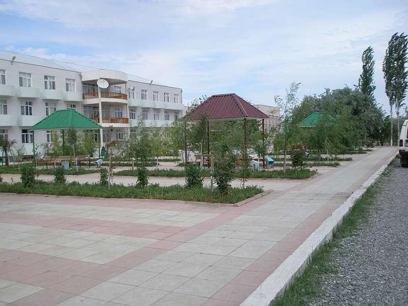 Далянь Приморский военный госпиталь